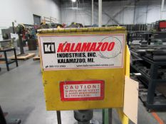 Kalamazoo Belt Grinder