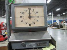Amano Time Clock Model 5633