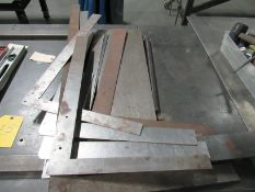 """Lot: """"L"""" Angles - various size"""
