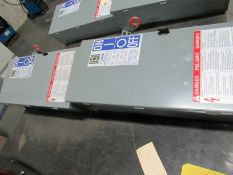 Lot of 2: New, Square D I-Line Electrical Boxes