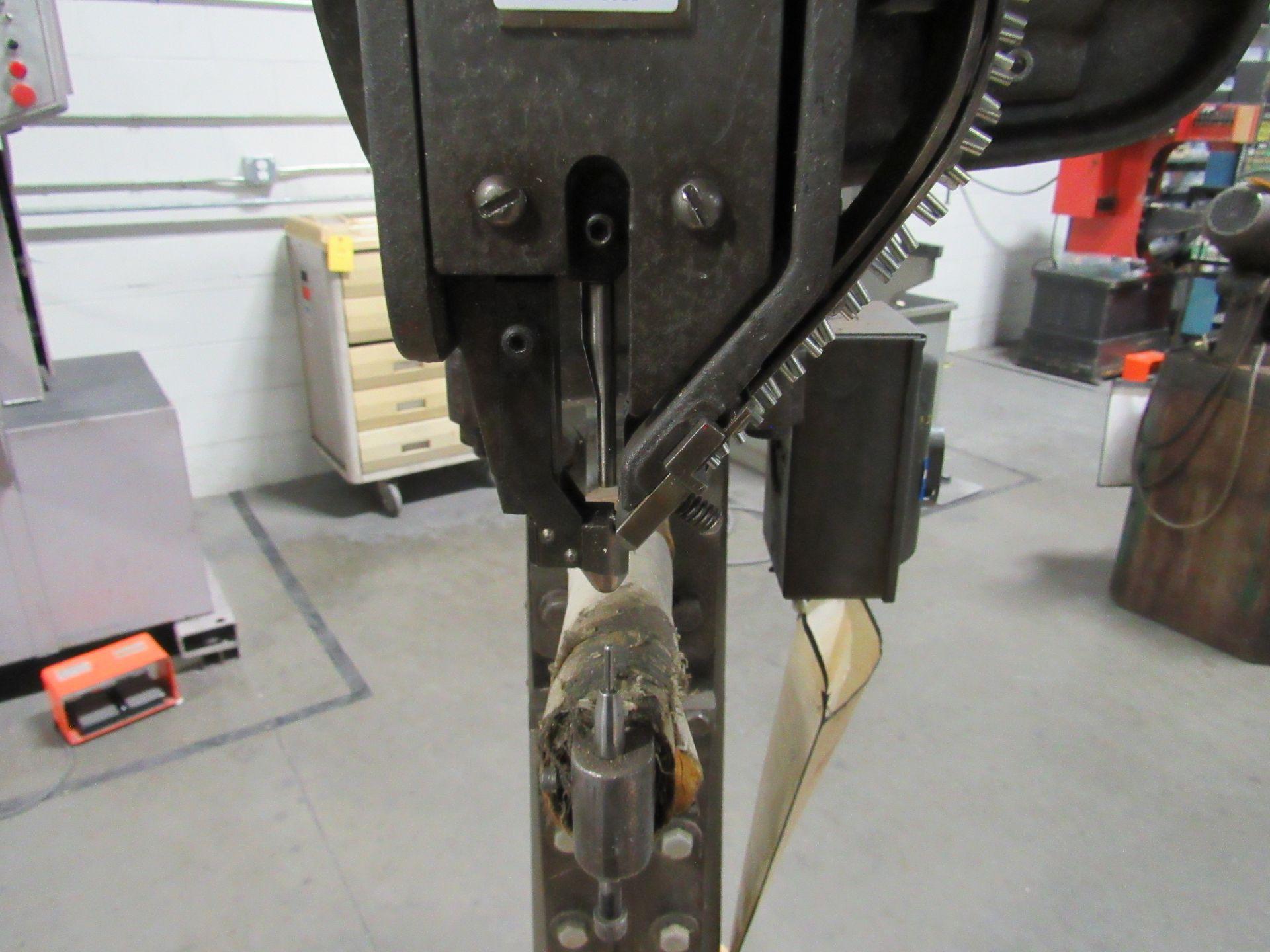 Lot 114 - Thompson Rivet Press Model 161