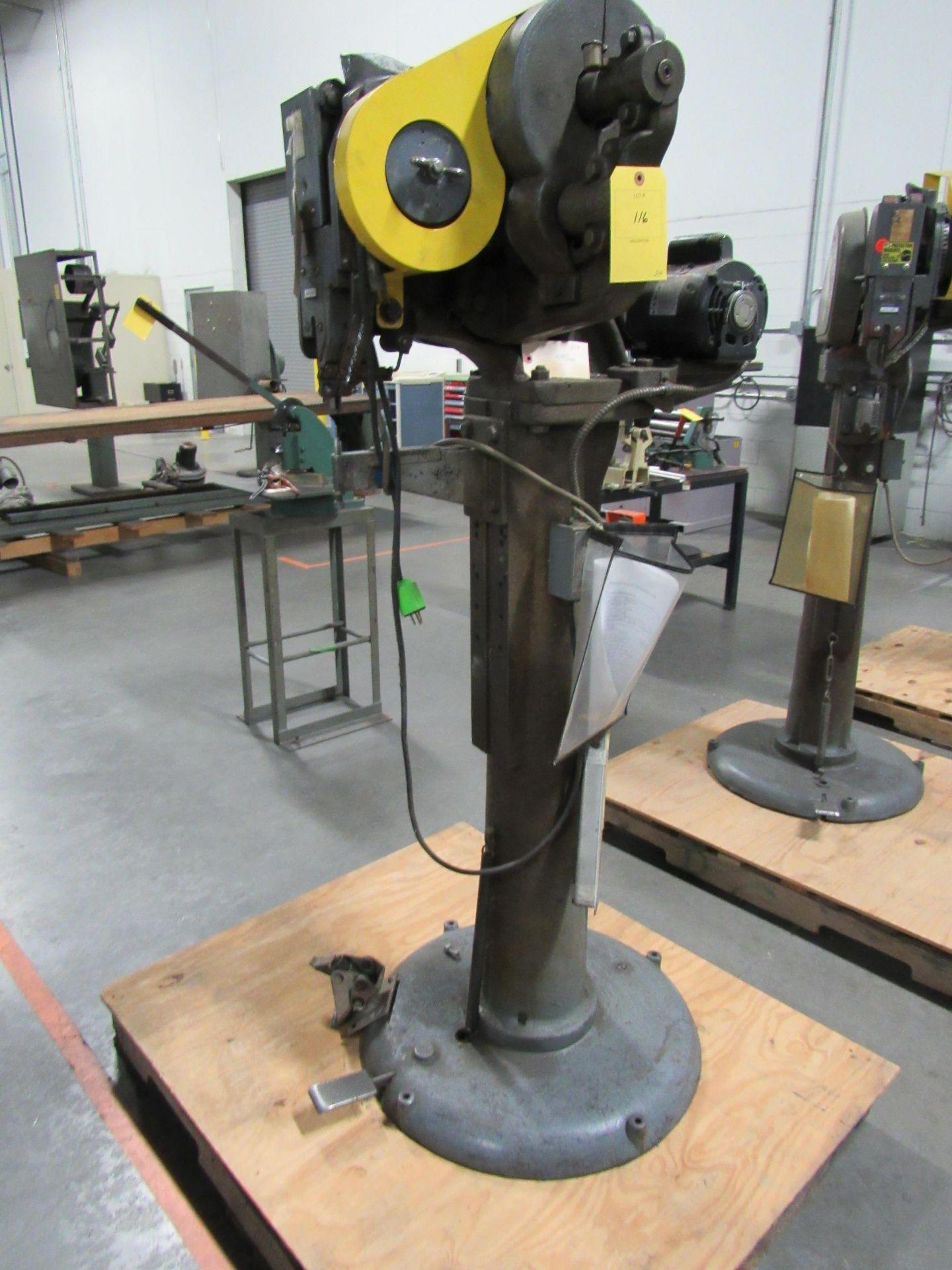 Lot 116 - Thompson Rivet Press Model 161