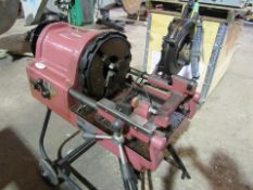 "Pipe Threader Machine 1/2"" - 4"""