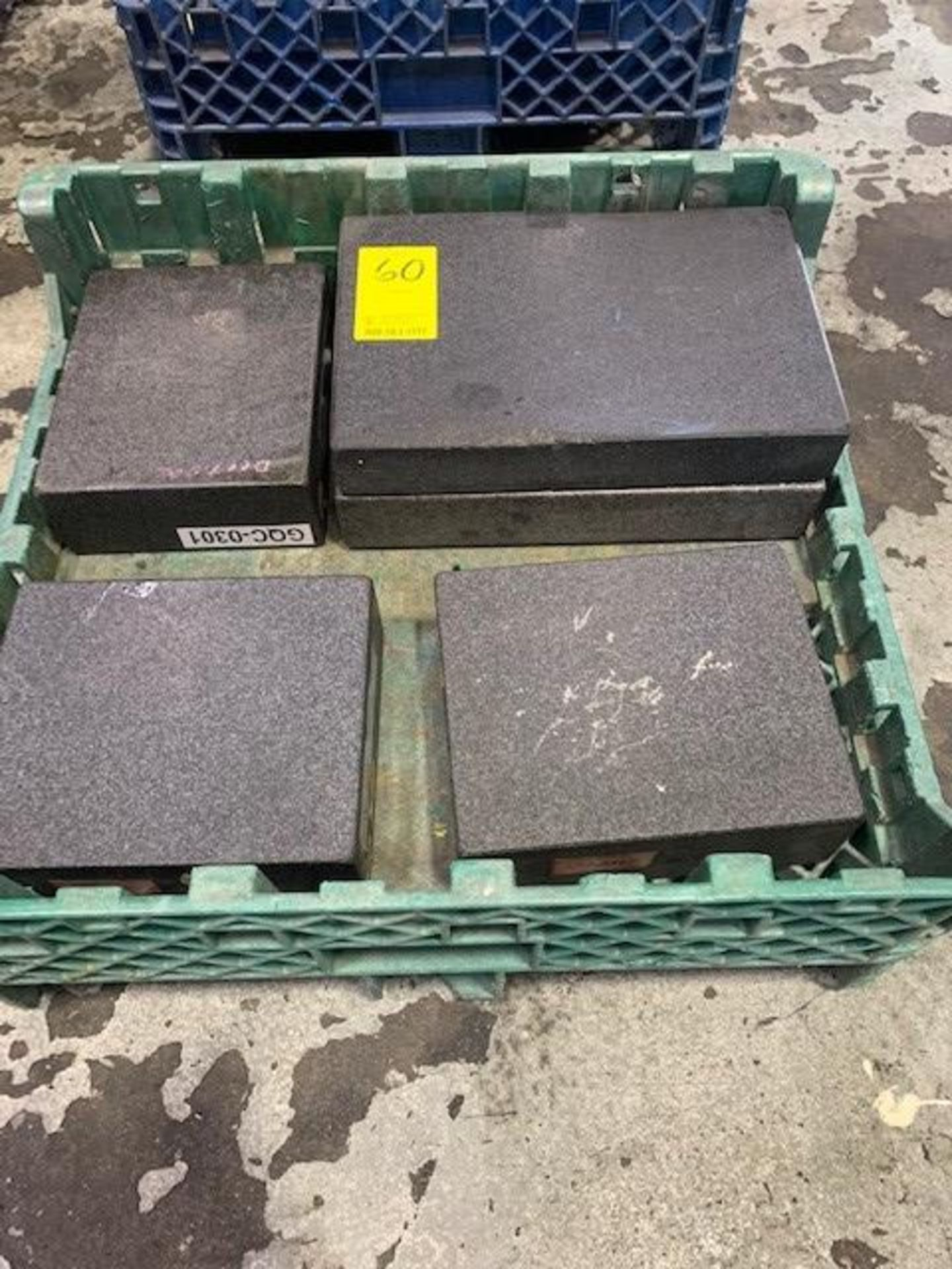 (5) GRANITE SURFACE PLATES