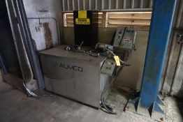 ALMCO KT9000 H-1SS PARTS WASHER, 4' X 2'