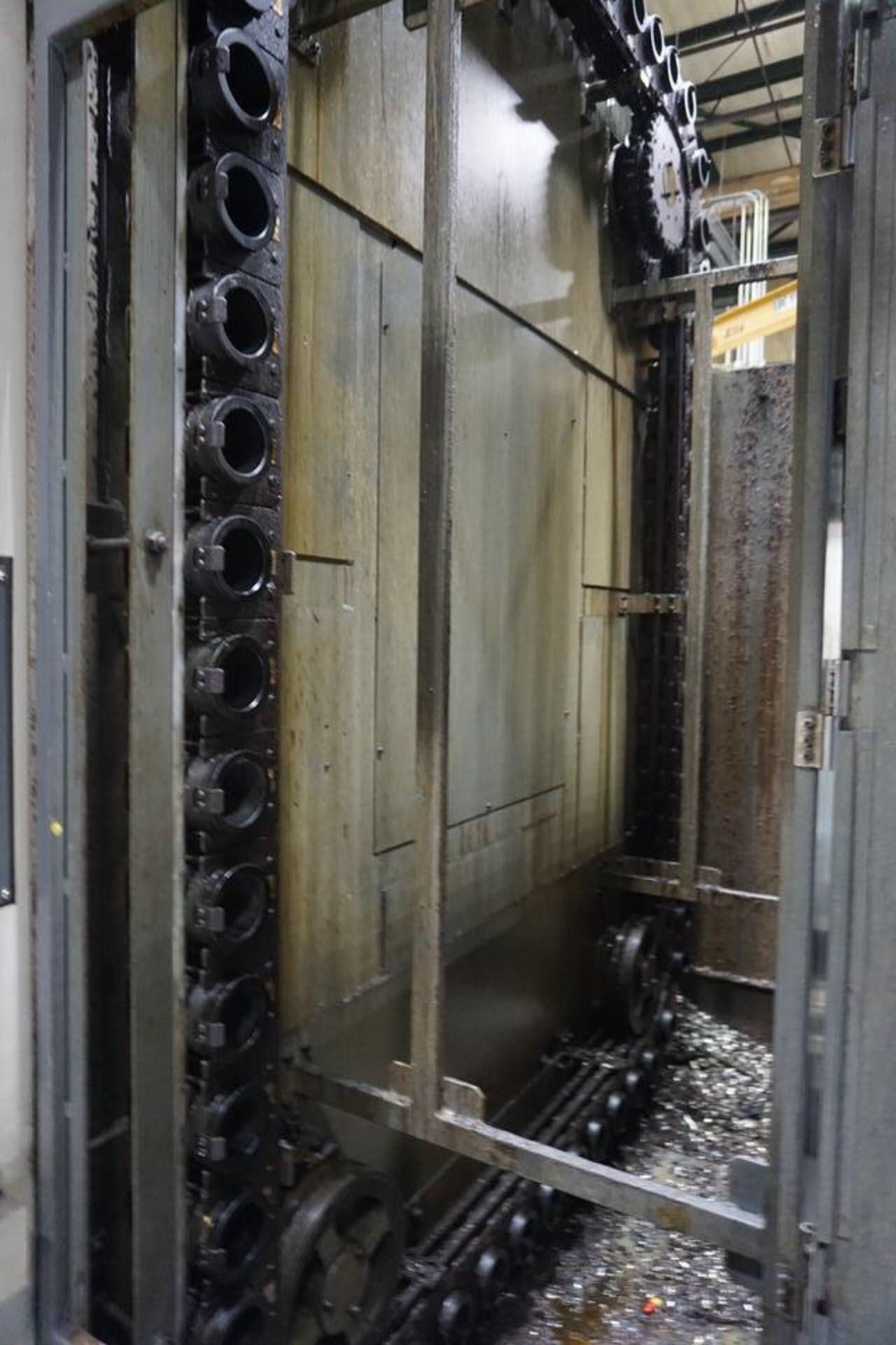 TOYODA HORIZONTAL MILLING MACHINE, DOM:1998 (ASST#: P772100) - Image 5 of 9