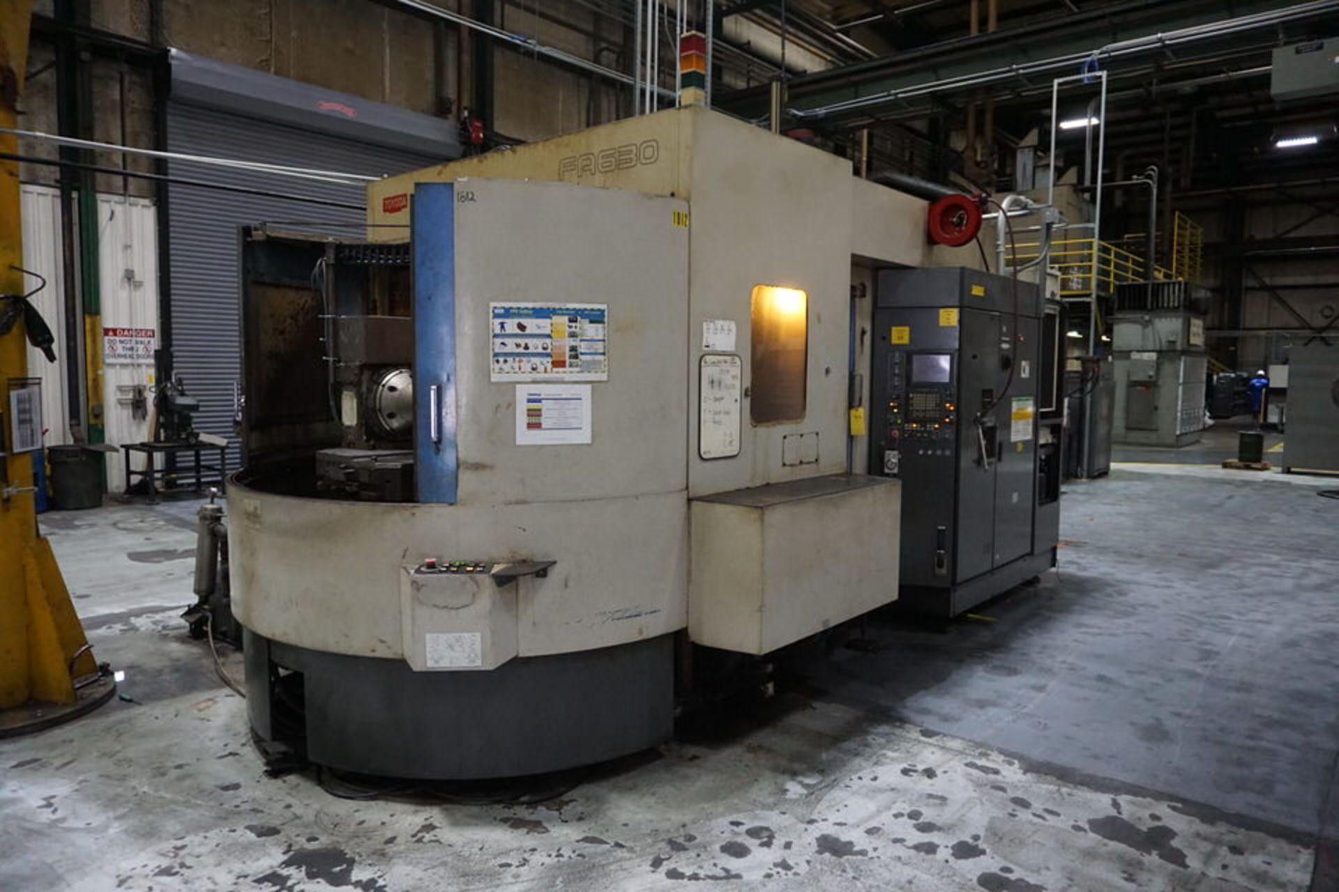 TOYODA HORIZONTAL MILLING MACHINE, DOM:1998 (ASST#: P772100)