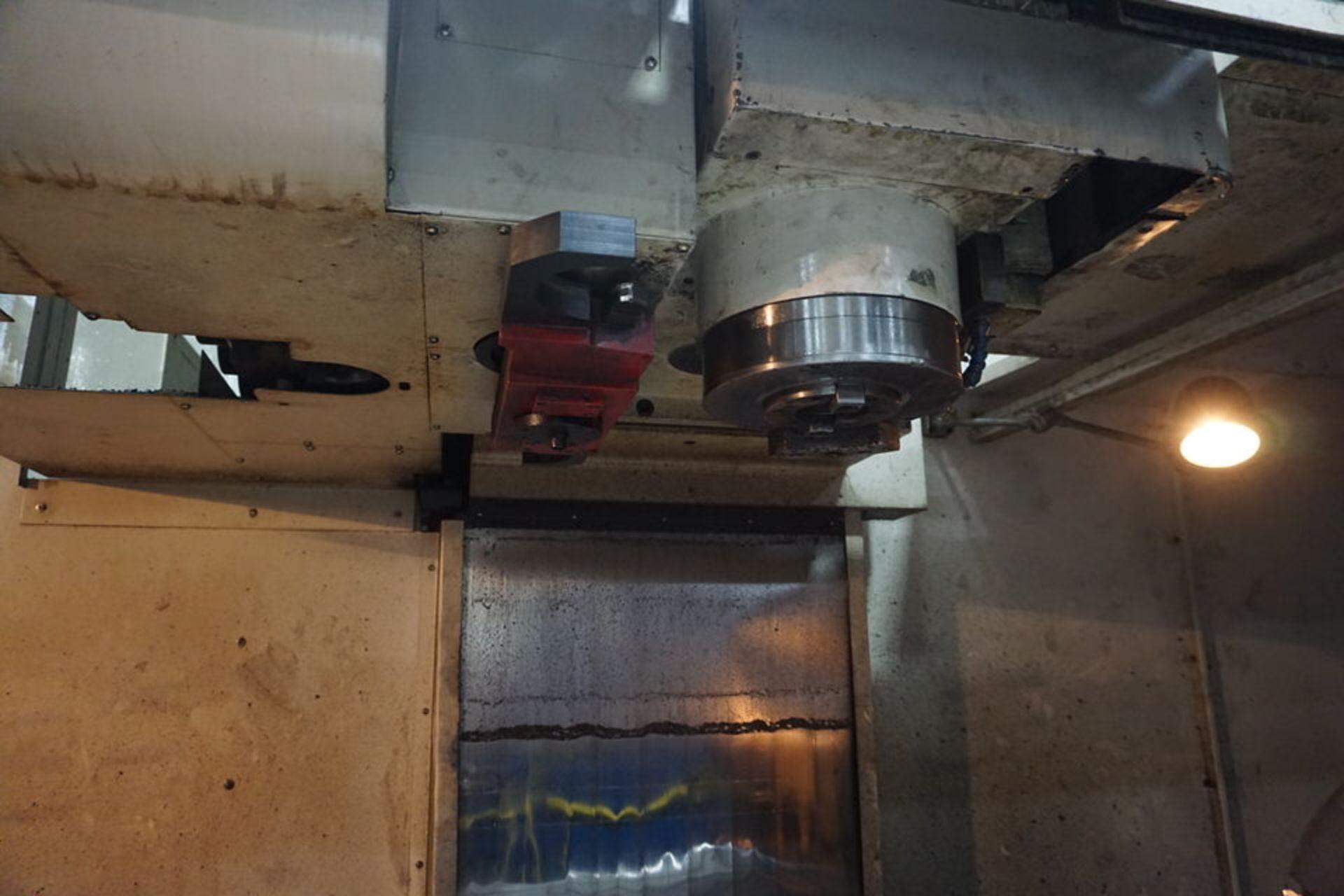 DAEWOO DMV8030S VERTICAL MACHINING CENTER (ASST#:P345105) - Image 7 of 10