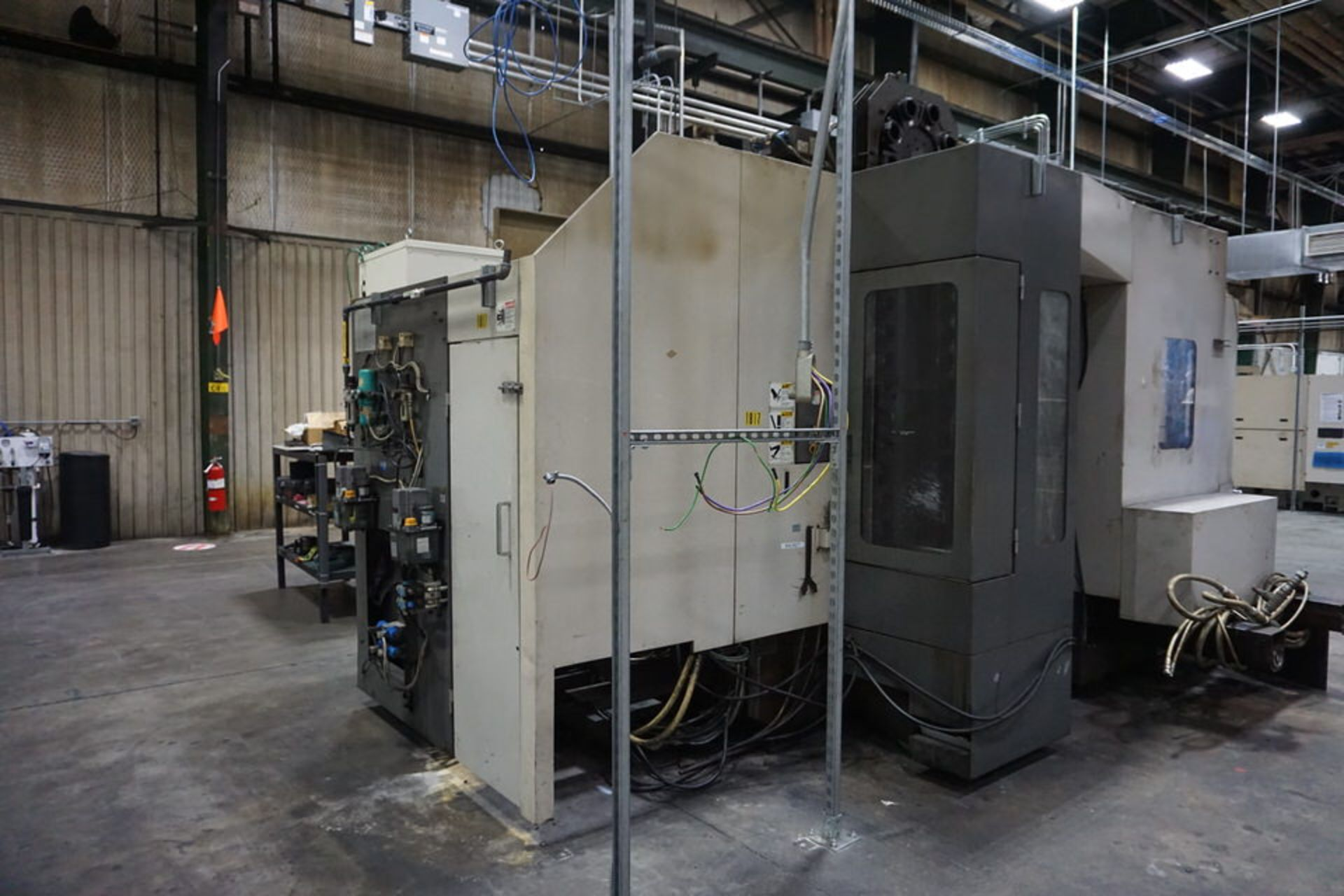 TOYODA HORIZONTAL MILLING MACHINE, DOM: 2000 (ASST#: P120201) - Image 4 of 6