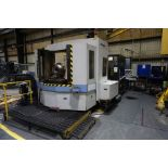 2007 DOOSAN HM630 CNC HORIZONTAL MACHINING CENTER (ASST#: P563108)