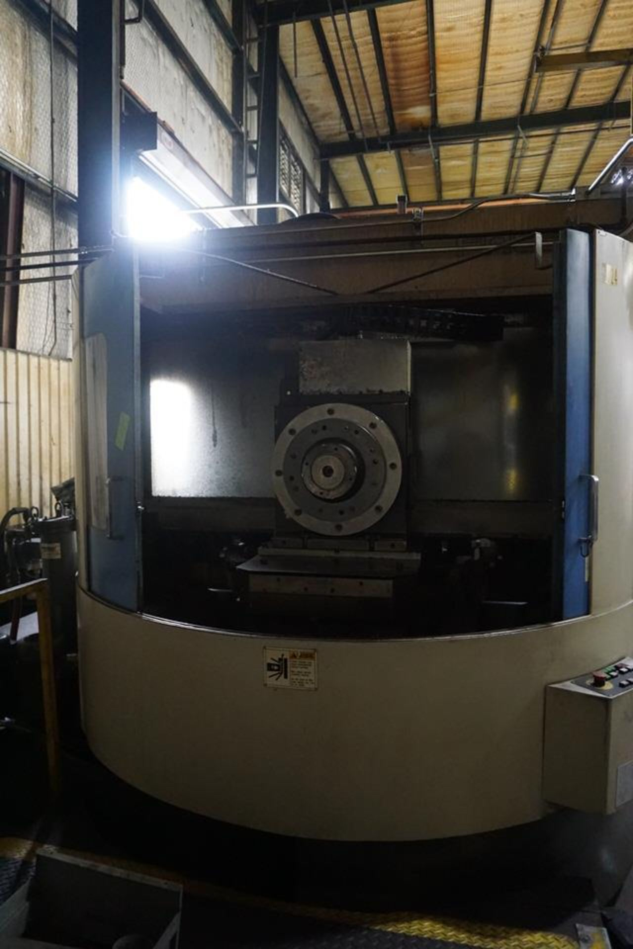 TOYODA FA630 HORIZONTAL MACHINING CENTER, DOM: 2003 (ASST#:P0150104) - Image 8 of 10