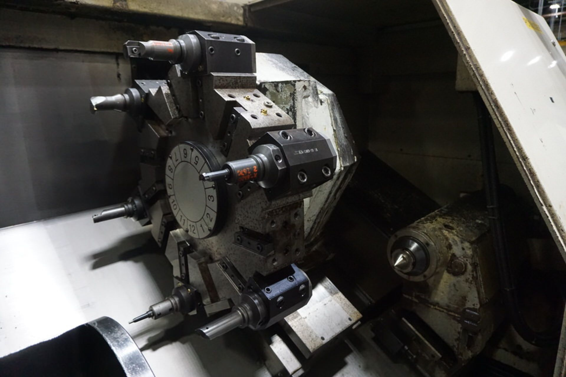 OKUMA LB35 CNC LATHE (PC0003255) - Image 5 of 8