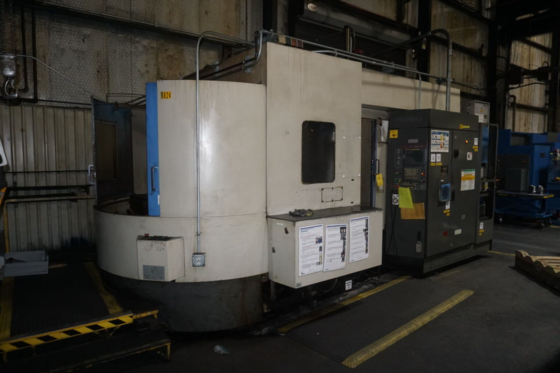 TOYODA FA630 HORIZONTAL MACHINING CENTER, DOM: 2003 (ASST#:P0150104) - Image 2 of 10