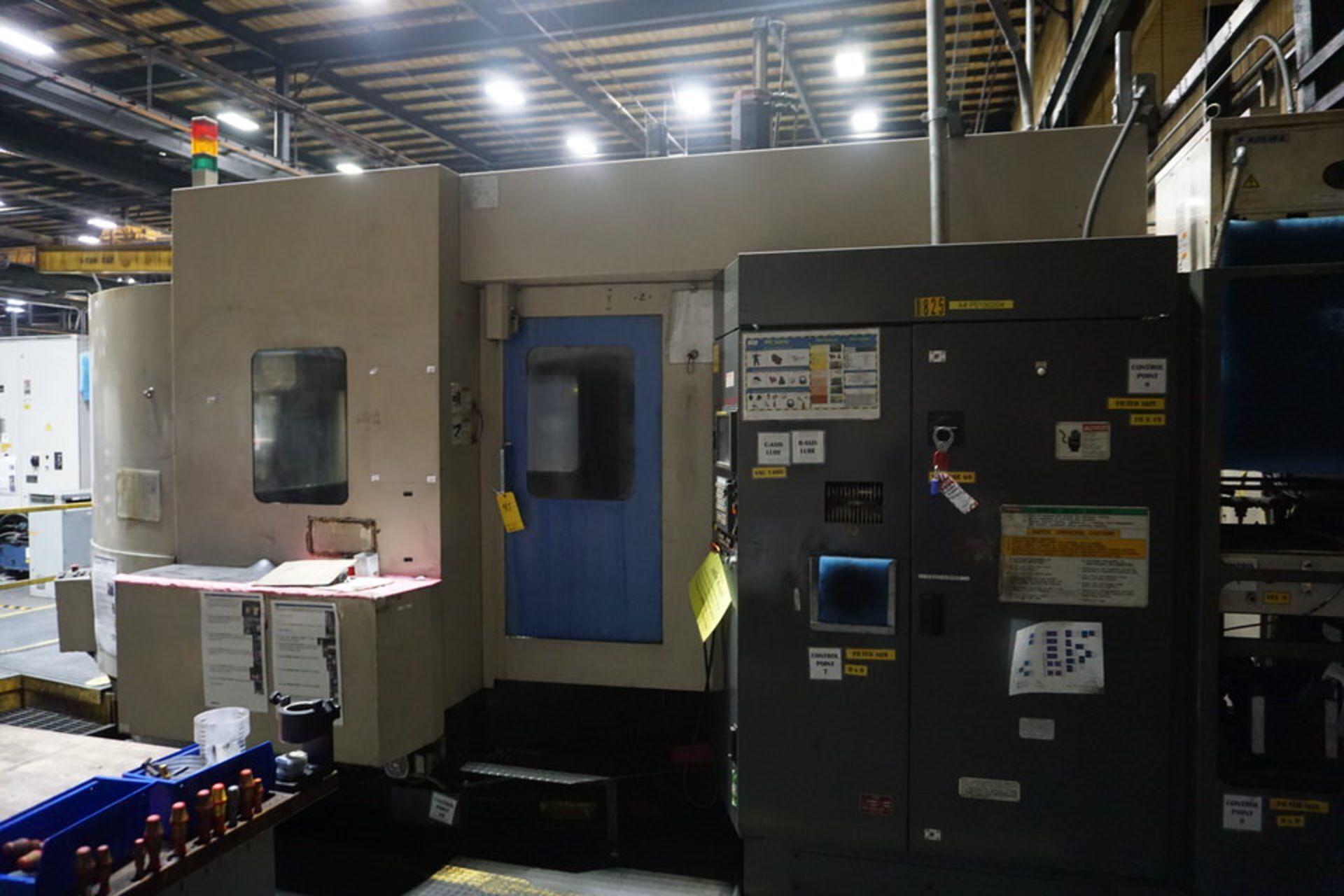 TOYODA FA630 HORIZONTAL MACHINING CENTER, DOM: 2003 (ASST#:P0150204)