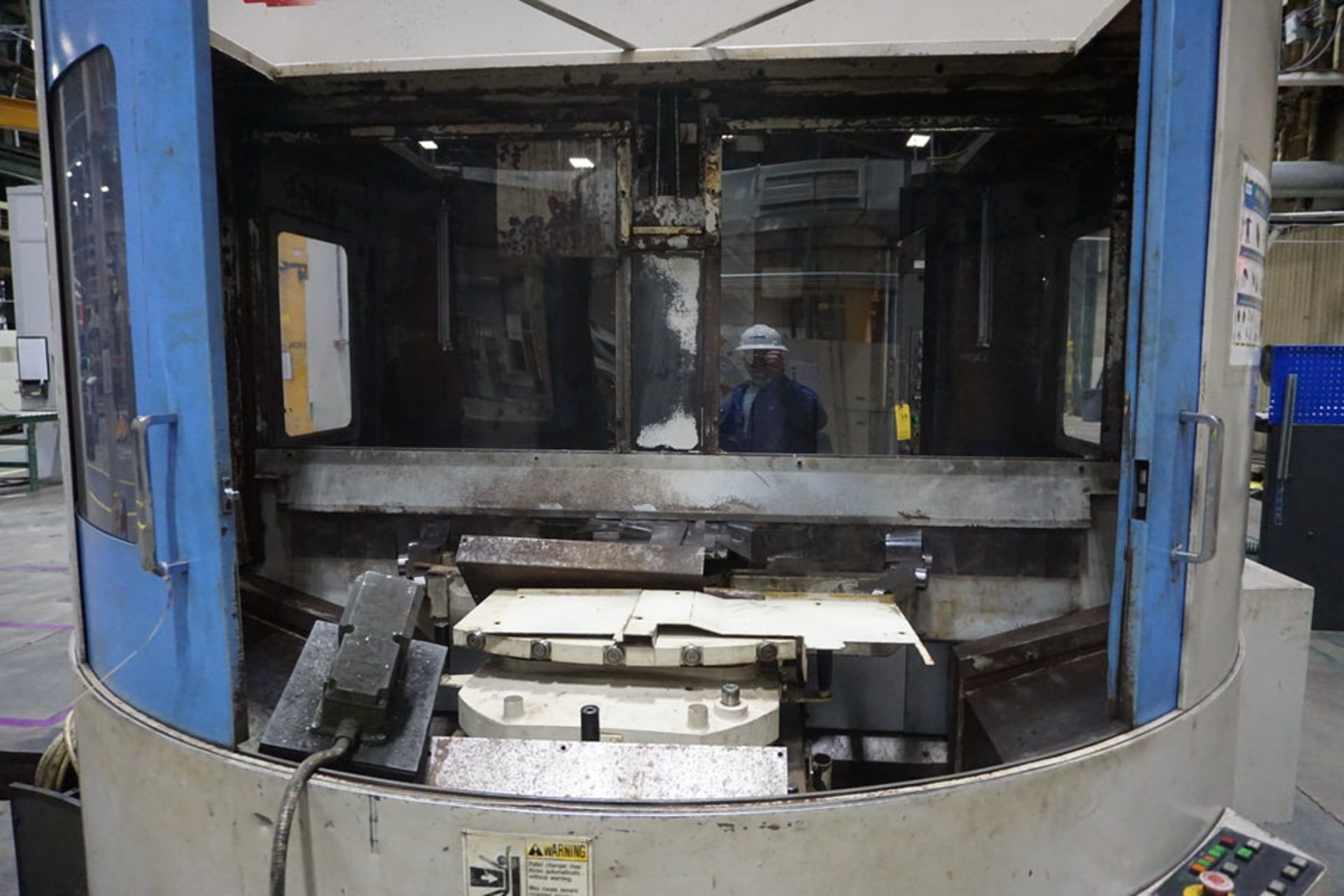 TOYODA HORIZONTAL MILLING MACHINE, DOM: 2000 (ASST#: P120201) - Image 3 of 6