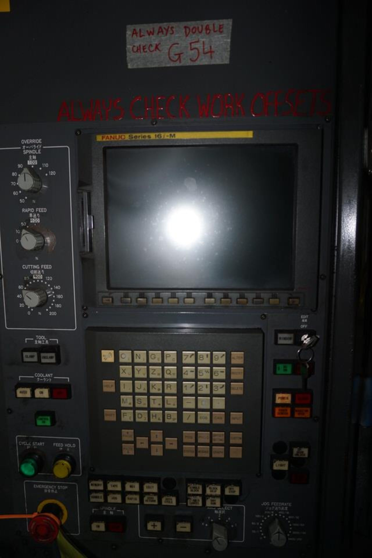 TOYODA FA630 HORIZONTAL MACHINING CENTER, DOM: 2003 (ASST#:P0150104) - Image 3 of 10