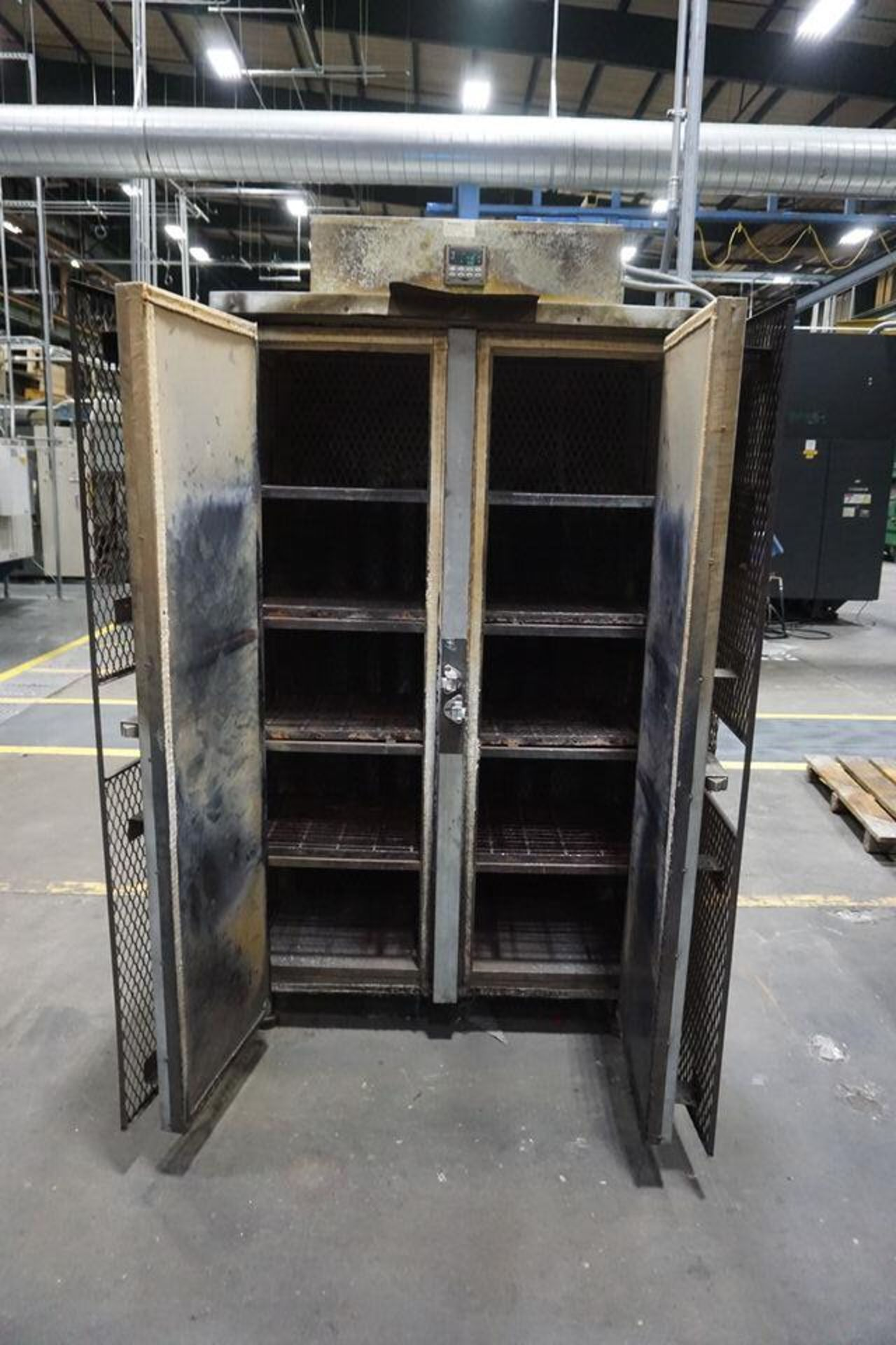 DOUBLE DOOR ELECTRIC BOX OVEN (ASST#: P38501) - Image 4 of 4