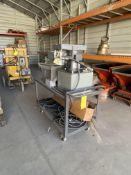 Chevron Rando HD46 Filtering Machine