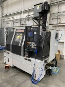 2008 Mori Seiki Duraturn 2550DMC Turning Lathe w/ Live Milling, MSC-504 Control, 1,621 Cutting Hrs