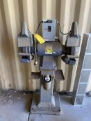 Baldor Double End Grinder/Buffer