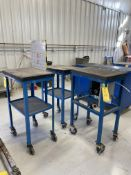 (3) Rolling Tool Carts