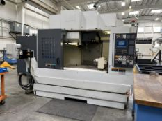 2005 Mori Seiki Vertical Machining Mill NV-5000A 1B/50 w/ 4th Axis (1940 Cutting Hours)