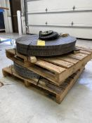 Abrasive Tables on Pallets