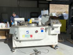 Strausbaugh Lapping Machine 2 Cell 1