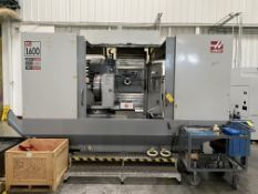 2006 HAAS Horizontal Machining Mill EC1600-4X