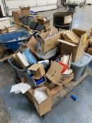 Misc Pallet of various tooling and components