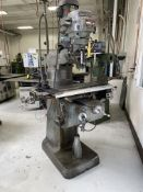 Bridgeport Milling Machine w/ Accurite III DRO