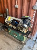 Grizzly horizontal Band saw