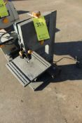 RIOBY VERTICAL BAND SAW, 110V
