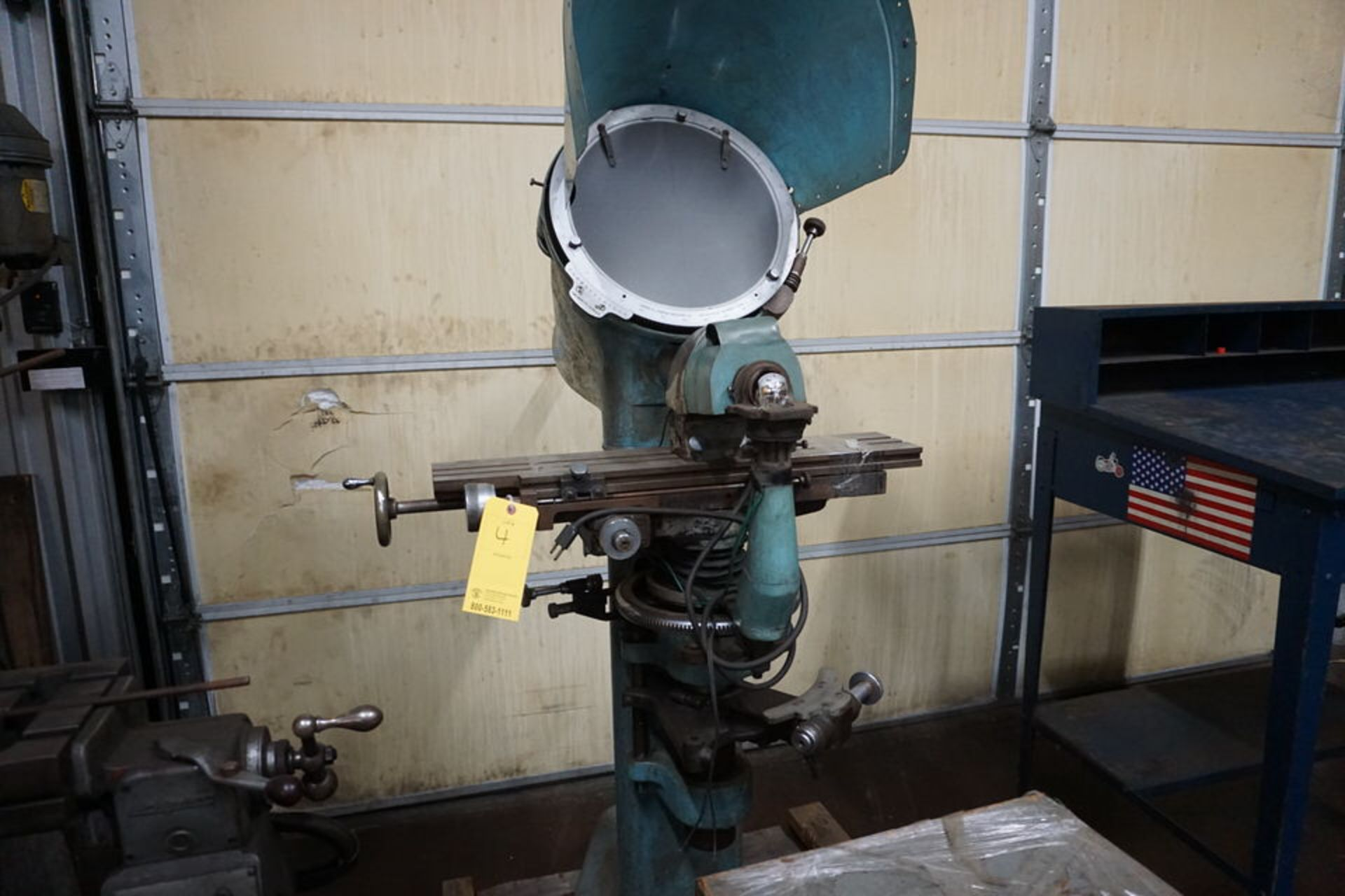 OPTICAL COMPARATOR - Image 2 of 4