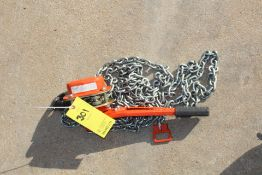 BUDGIT 1/ 1/2 TON CHAIN FALL HOIST