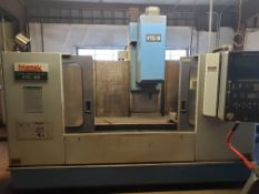 MAZAK VTC-16B VERTICAL MACHINING CENTER W/ MAZATROL M32B CTRL, (LOCATION: 5702 W 7TH ST,
