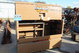 """KNACK JOB BOX, 4' X 6' X 24""""D"""