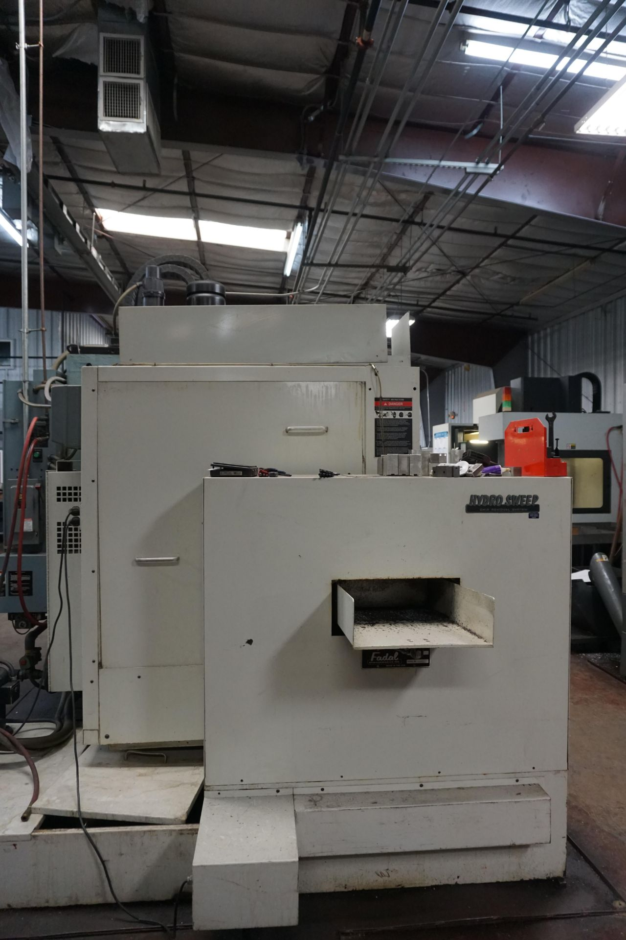 FADAL VMC4020 VERTICAL MACHINING CENTER - Image 7 of 11