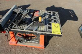 "BK & DECKER 9 7/8"" TABLE SAW"
