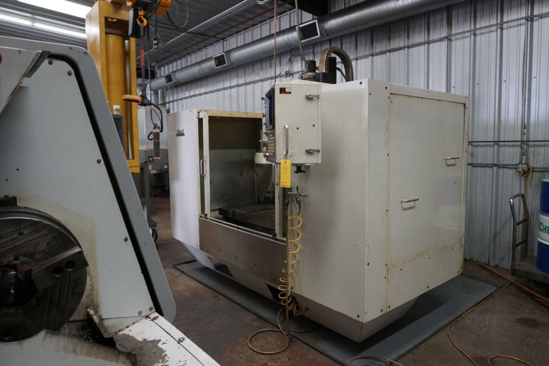 FADAL 4020 VERTICAL MACHINING CENTER W/ FADAL CNC 88 CONTROL