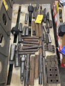 Pallet of Assorted Lathe Tooling