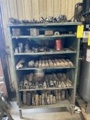 HD Drawers with Contents (drill bits, tooling, etc.)