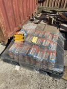 Pallet of Wesson Carbide Cutting Tools