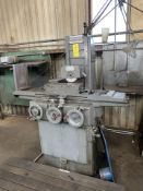 Brown & Sharpe 618 Micromaster Reciprocating Table Surface Grinder