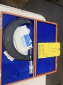 Brown & Sharpe Slant Line Micrometer, 4 -5