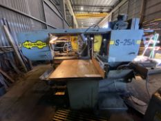 Hyd-Mech Model S25A Automatic Horizontal Bandsaw
