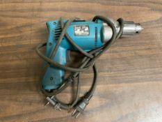 Makita Model 6302H Electric Drill