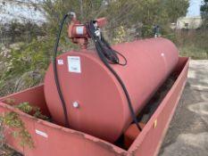 1000 Gallon K1 Kerosene Storage Tank