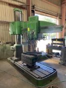 """6' 15"""" American Hole Wizard Radial Arm Drill"""