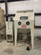 Dee Blast Pro Series Blast Cabinet Dust Collector Booth